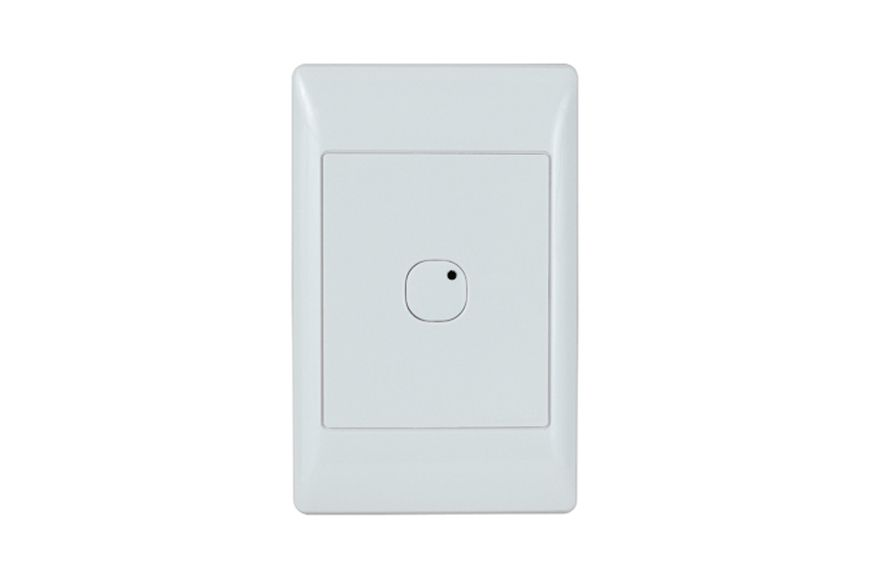 Leviton Omni-Bus 1-Button Wall Switch