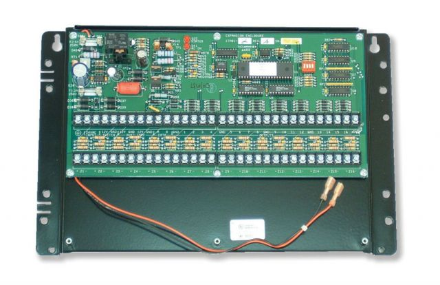 16 Zone / 16 Output Expansion Board