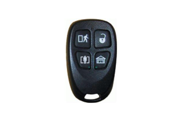 4 Button Keyfob Wireless Transmitter