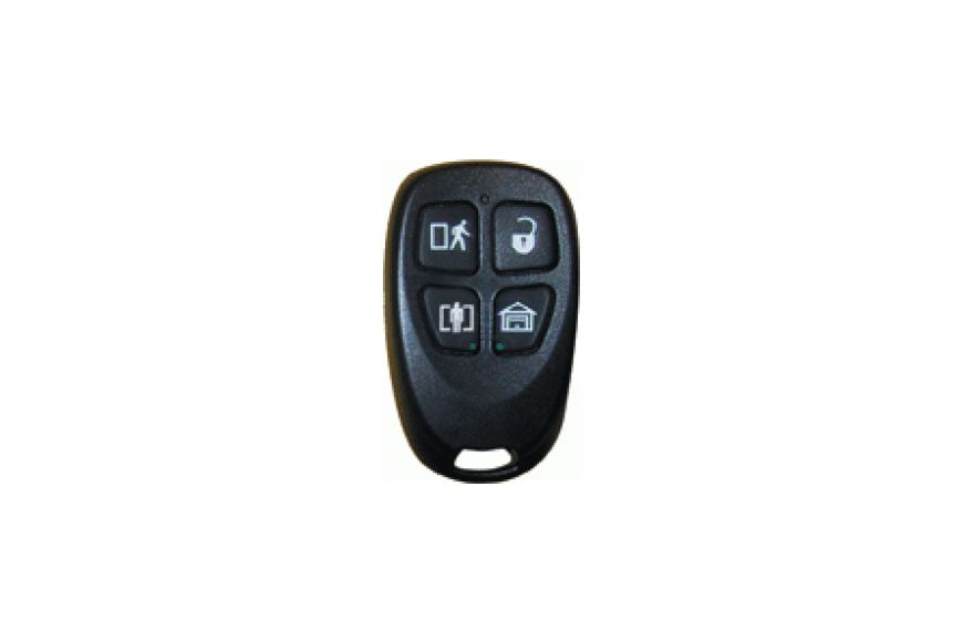 4 Button Keyfob Wireless Transmitter