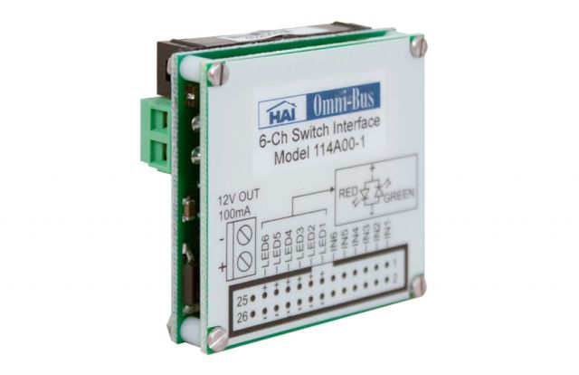 6-Channel Universal Switch