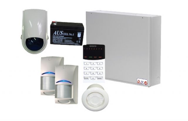 Bosch 880 Security Alarm Panel