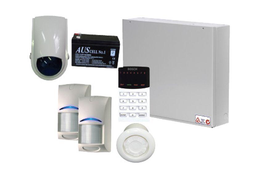 Bosch 880 Security Alarm Panel