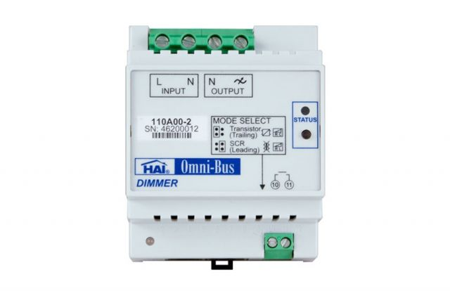 Leviton Omni-Bus 3000W P/Switch Load Control Module