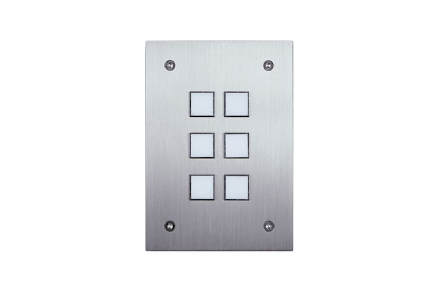 Leviton Omni-Bus 6-Button Wall Switch