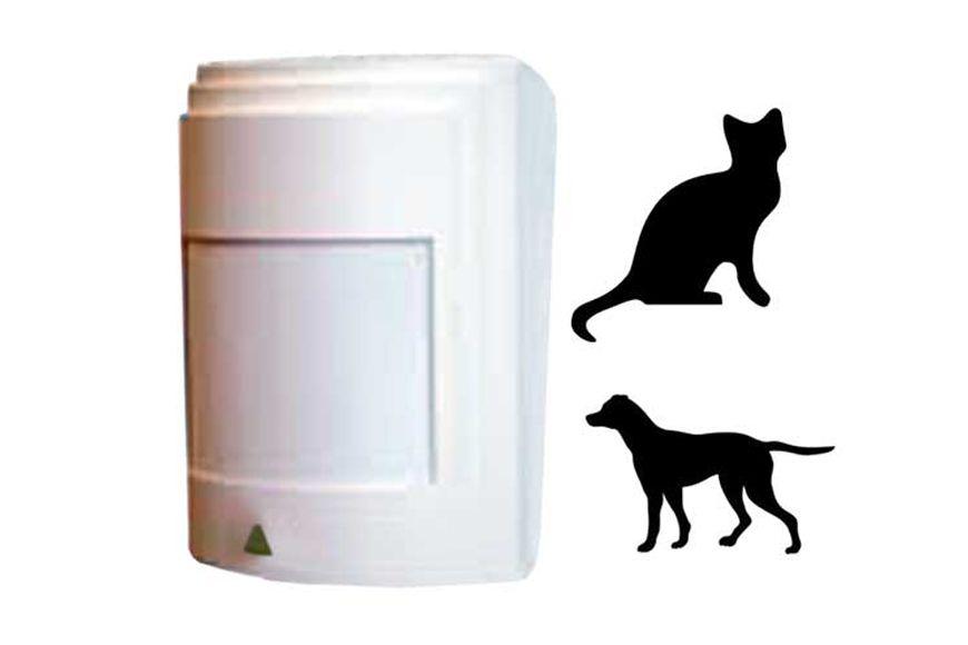 PIR Pet Detector