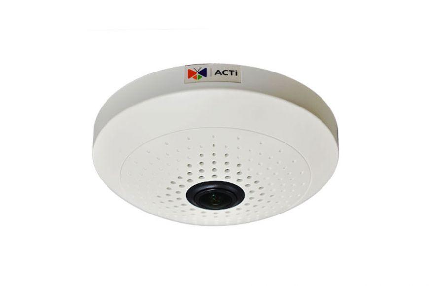 Acti B54 Fisheye Indoor Dome