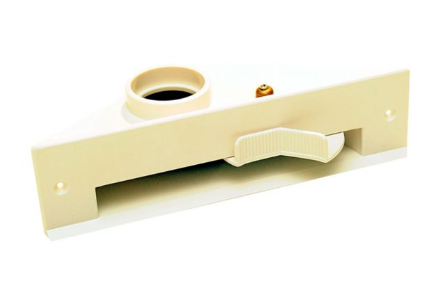 Auto Dustpan Ivory