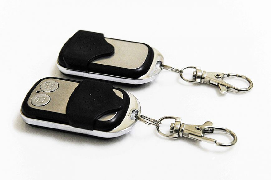 Remote Control Radio Key