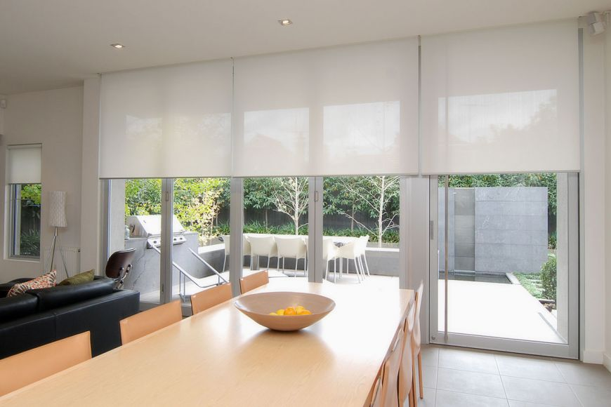 Automated Windows & Blinds