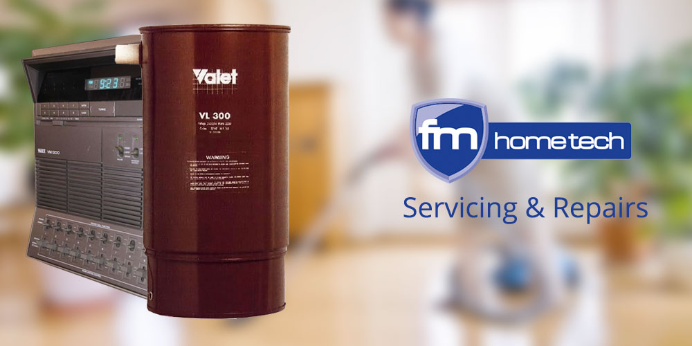 We Service Ducted Vacuums Security Systems Intercoms