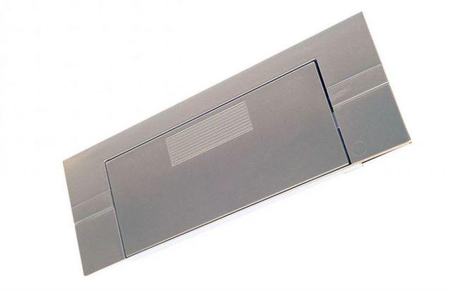Flush Auto Dustpan Silver
