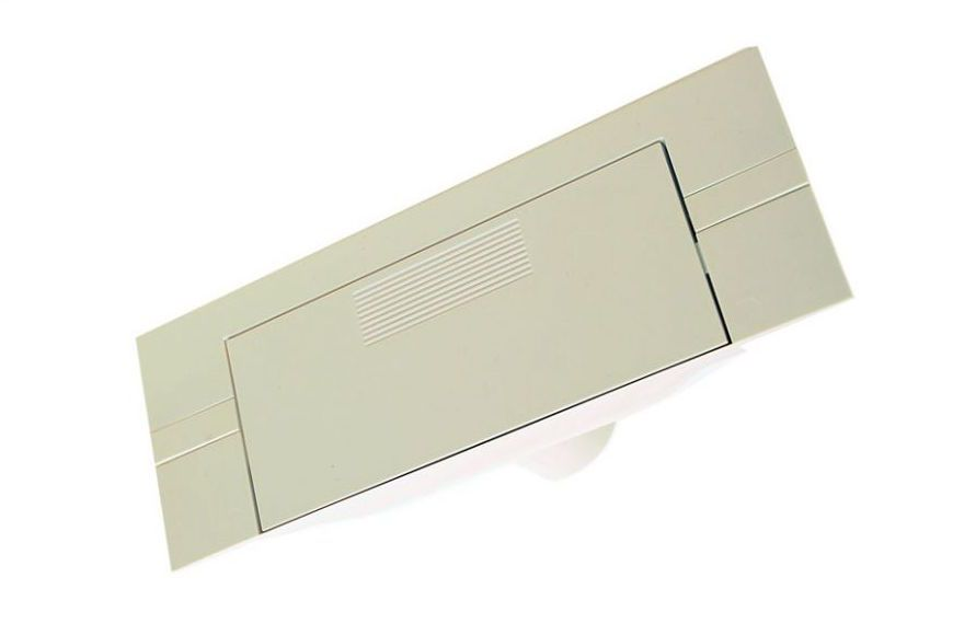 Flush Auto Dustpan White