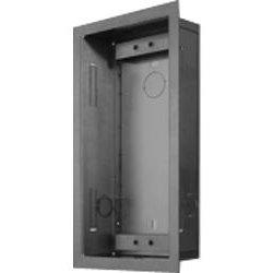 Flush fixed box for 1 module