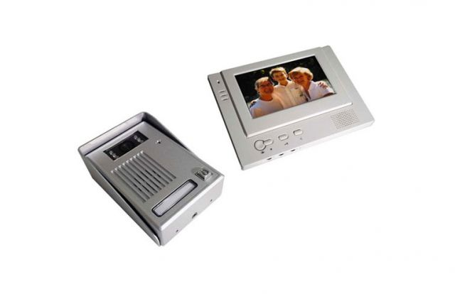 Evo 4 Series Video Intercom