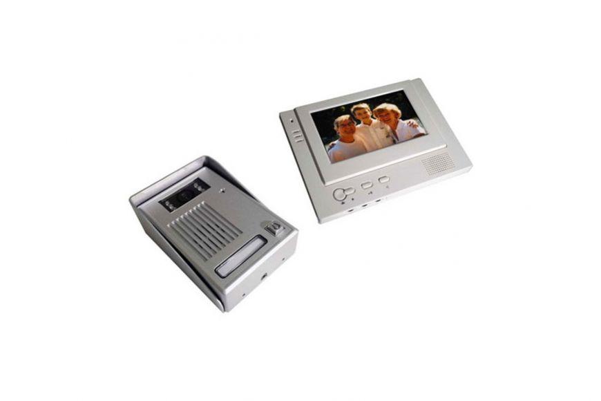 Evo 4 Series Video Intercom