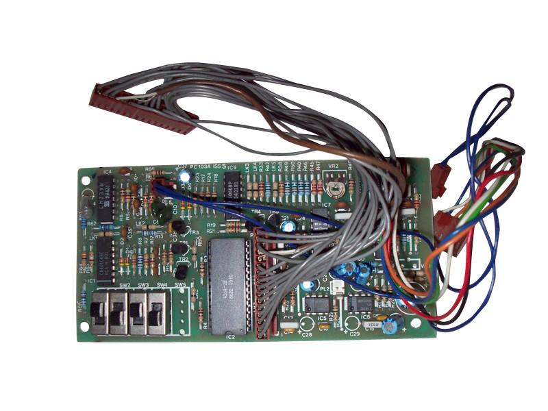 Valet Intercom Parts