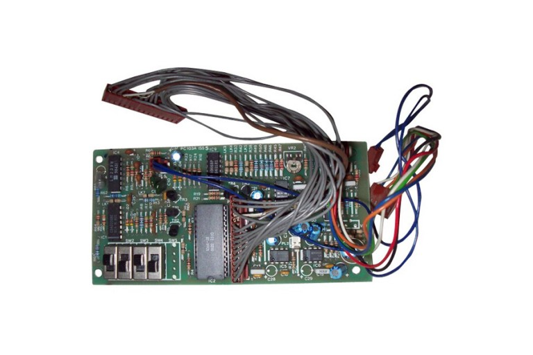 Valet VM 2000 6 Wire Room Station Board