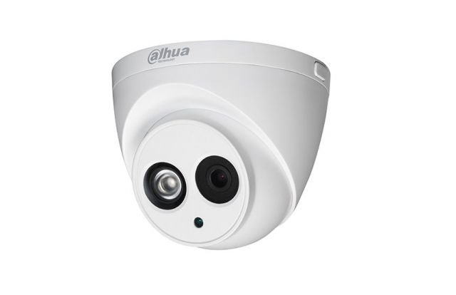 Dalhua 2 Megapixel Outdoor Dome With IR