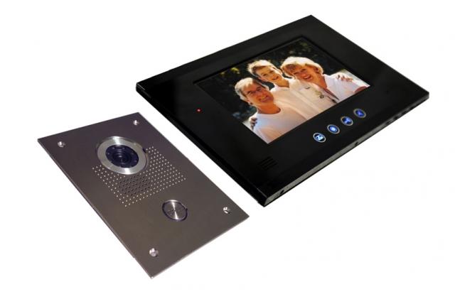 Evo 8 Series Video Intercom