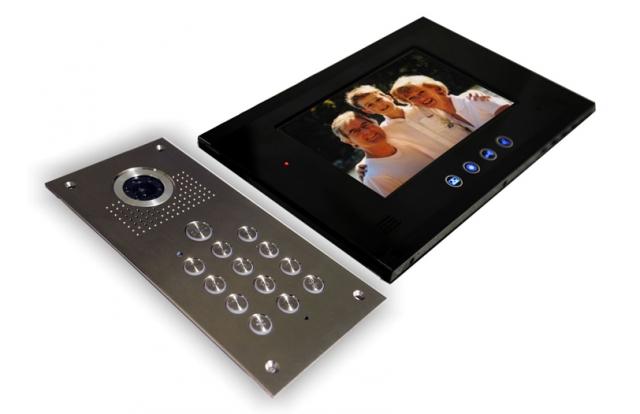 Evo 9 Series Video Intercom