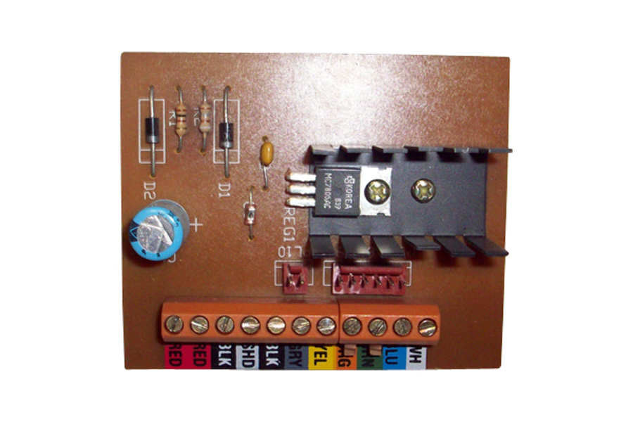 Replacement VM 2000 8 Wire Power Board