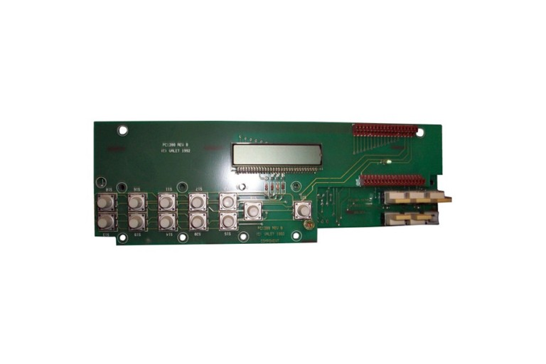 VM 1200 / VM 2000 LCD Radio Board