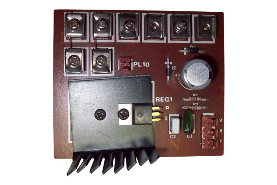 VM 2000 6 Wire Power Board