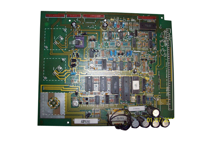 VM 2000 Mother Board