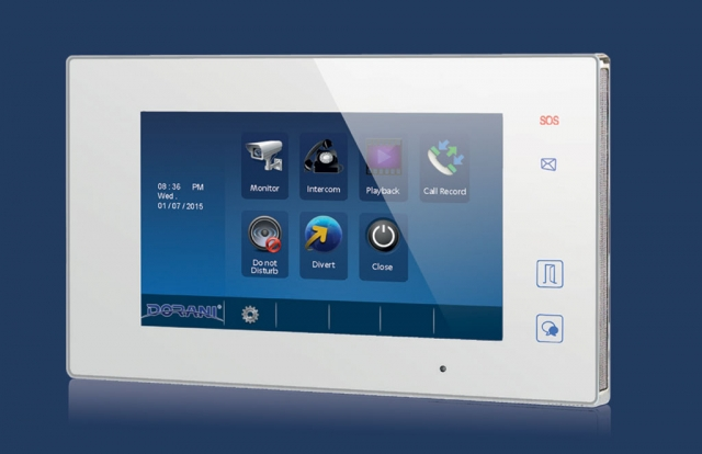 All about the Dorani Touch Screen System