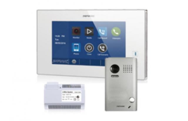 Dorani DORVT01 Touch Screen Intercom Kit