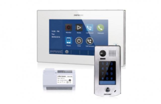 Dorani DORVT01KP Touch Screen Intercom Kit