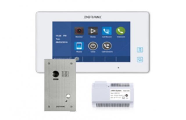 Dorani DORVT02 Touch Screen Intercom Kit