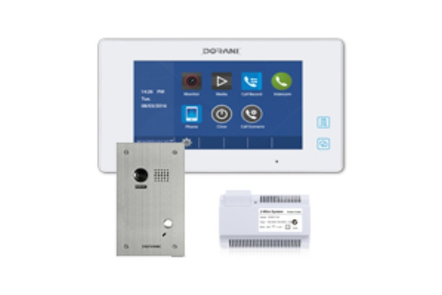 Dorani DORVT02 Touch Screen Intercom Kit