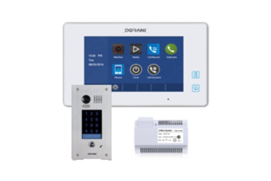 Dorani DORVT02KP Touch Screen Intercom Kit
