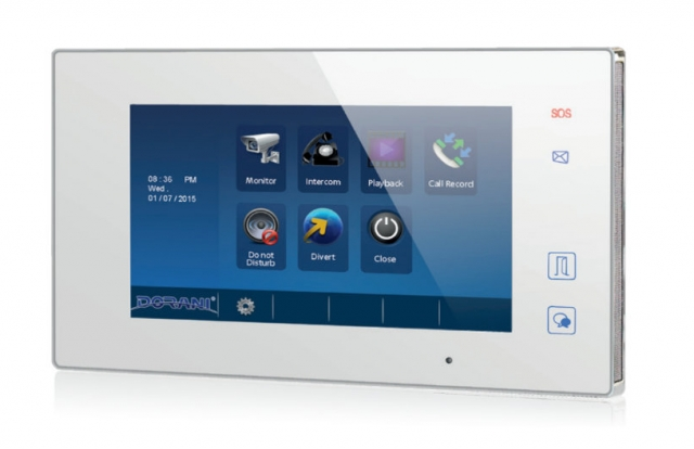 Dorani DORVT03 Touch Screen Intercom Monitor