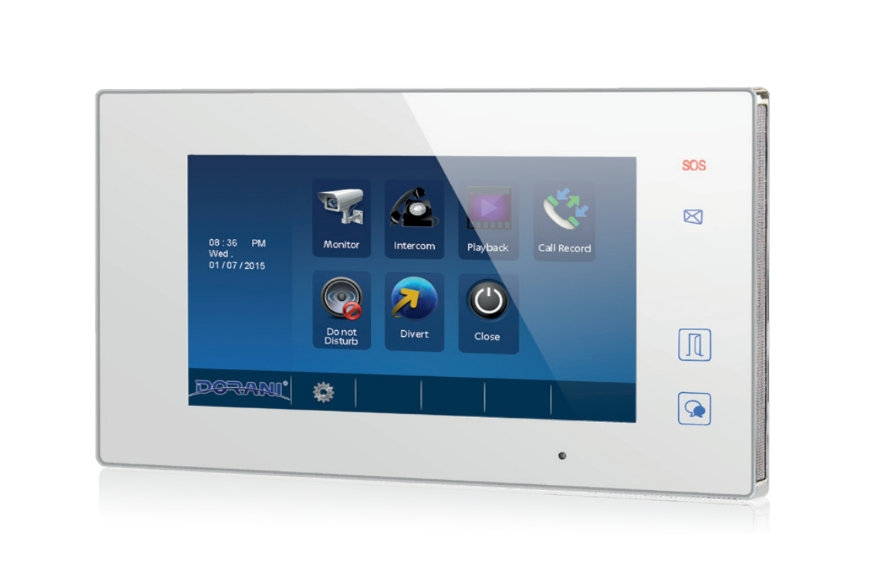 Dorani DORVT03 Touch Screen Intercom Monitor
