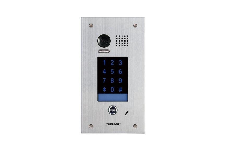Dorani DORVT14 Intercom Keypad Entry Station