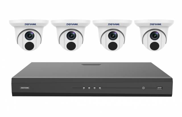 Dorani IP CCTV Systems