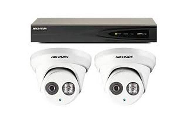 Hikvison IP CCTV Systems