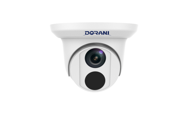 Dorani DORIP25 – 8MP UHD Network IR Fixed Dome Camera