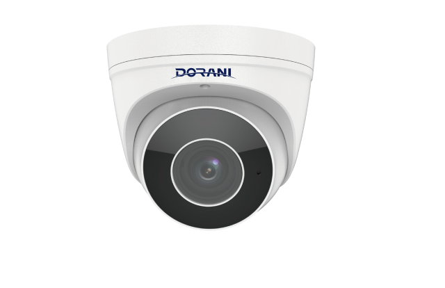 Dorani DORIP05 – 5MP WDR Starlight (Motorised) VF Eyeball Network IR Camera