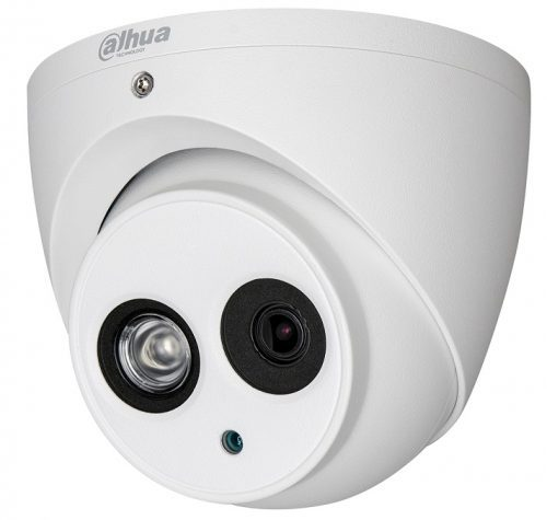 Dahua DH-HAC-HDW1400EMP-A 4MP HDCVI IR Eyeball Camera