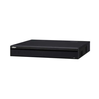 Dahua DHI-NVR4108HS-8P-4KS2 8 Channel Compact 1U 8PoE 4K&H.265 Lite Network Video Recorder Includes 4TB HDD
