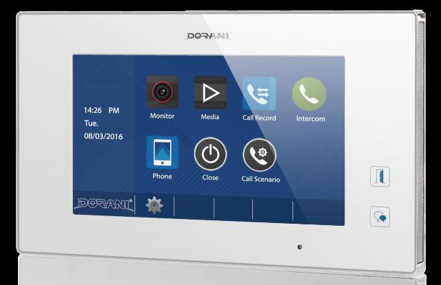 Dorani DORVT03 Touch Slave  Monitor