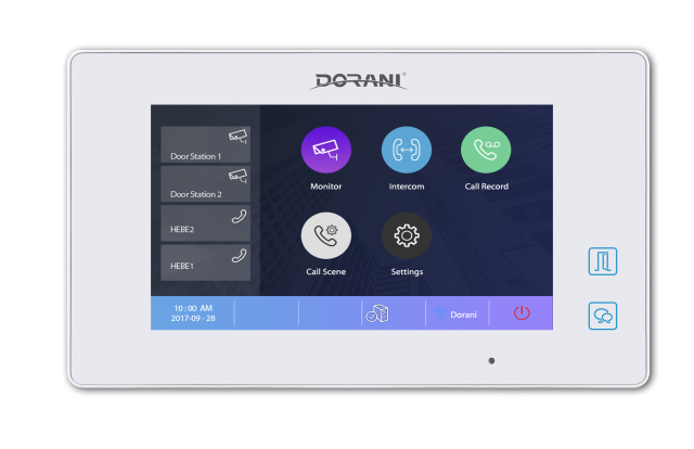 Dorani DORVT22 Touch WIFI Monitor ONLY
