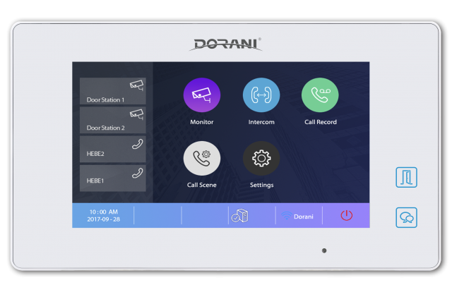 Dorani Intercoms