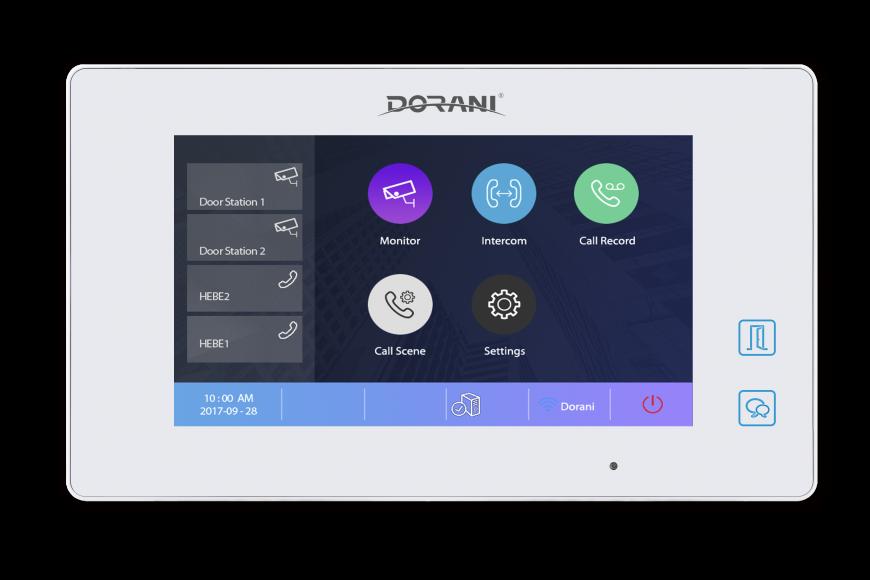 Dorani DORVT22 Touch WIFI Monitor ONLY