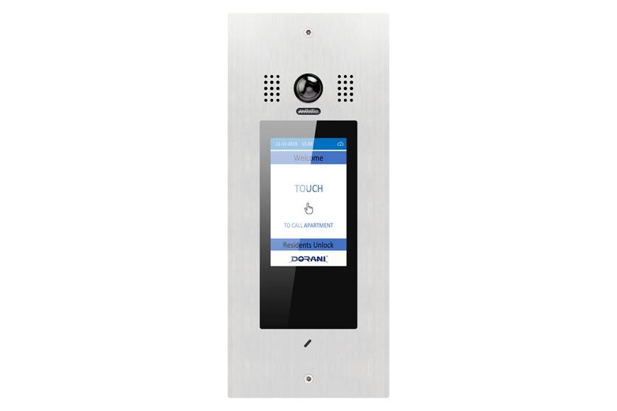 C10 TCP/IP Flush Apartment Door Station