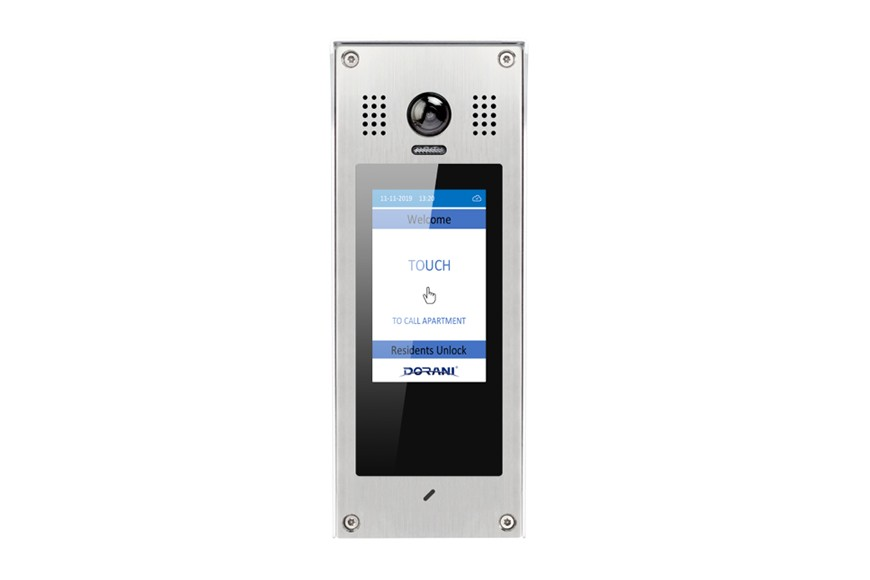 C10 TCP/IP Surface Apartment Door Station